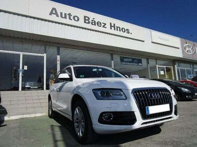 usado Audi Q5 2.0TDI CD quattro S Line Ed. 190