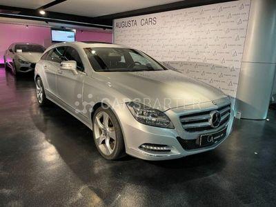 usado Mercedes CLS350 Shooting Brake ClaseCDI BlueEFFICIENCY