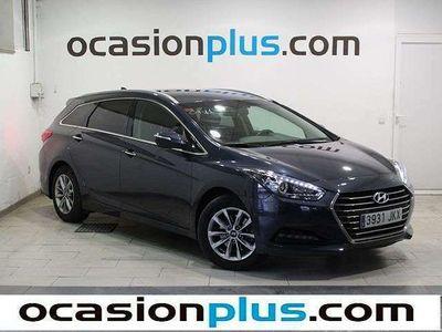 usado Hyundai i40 CW 1.7CRDI BD Tecno 115