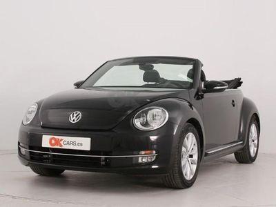usado VW Beetle 2.0 TDI Cabrio Design BMT 81 kW (110 CV)