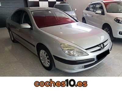 usado Peugeot 607 2.2HDi Pack