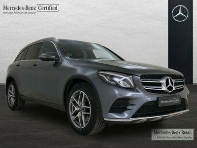usado Mercedes GLC250 GLC2504Matic AMG Line