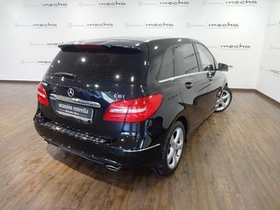 usado Mercedes B180 CDI PAQUETE DEPORTIVO DIESEL MANUAL