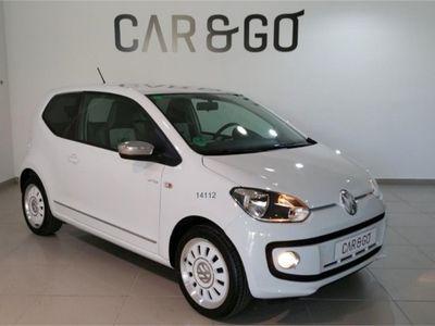 begagnad VW up! Up 1.0 75cv White
