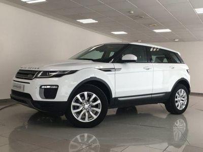 brugt Land Rover Range Rover evoque 2.0TD4 SE 4WD 150