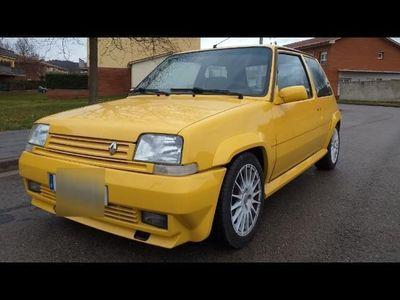 usado Renault R5 Supercinco 1.4 T GT 120