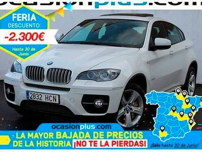 usado BMW ActiveHybrid X6