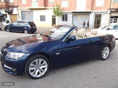 usado BMW 330 Cabriolet Serie 3 E93 Diesel ¡¡¡OFERTA DEL MES !!!!