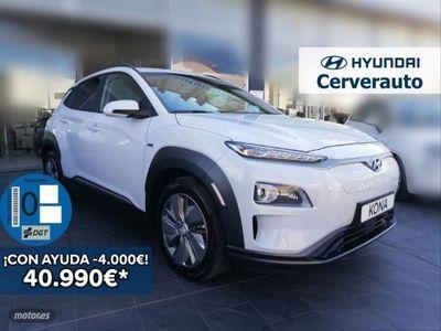 usado Hyundai Kona EV 150kW Tecno