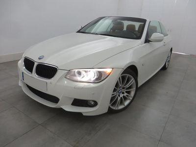 usado BMW 320 Cabriolet d Pack M 184 CV