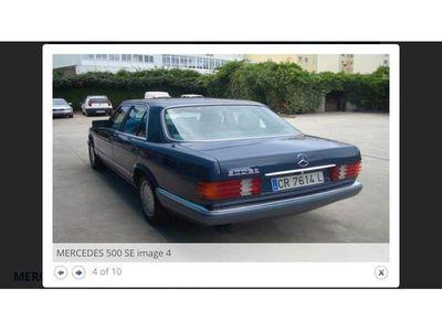 usado Mercedes 500 SE