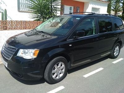 usado Chrysler Grand Voyager 2.8CRD Touring Aut.