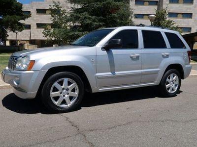 usado Jeep Grand Cherokee 3.0 V6 CRD Overland