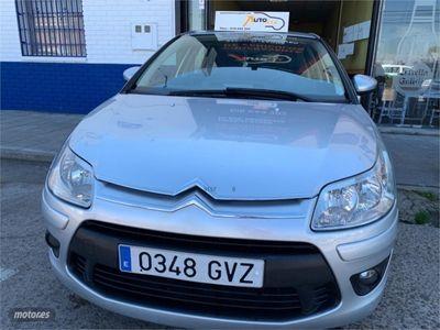 used Citroën C4 1.6 eHDi 110cv CMP Sport