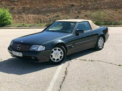 usado Mercedes SL600 V12 1992