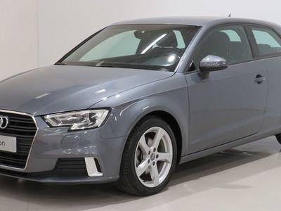 usado Audi A3 1.6 TDI sport edition 81 kW (110 CV) Diésel Gris matriculado el 03/2017