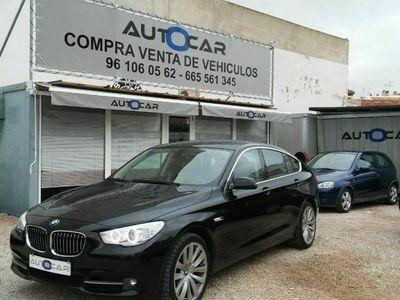 usado BMW 530 Gran Turismo Serie 5 d xDrive