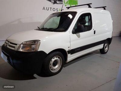 usado Citroën Berlingo 1.6 HDi 92 Piso Cabina