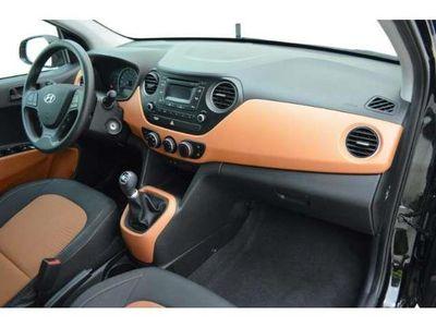 usado Hyundai i10 1.0 Tecno Plus Orange