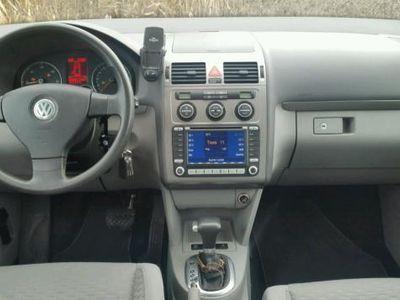 usado VW Touran 2.0 TDI 140 DSG Traveller -07