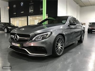 usado Mercedes C63 AMG AMG EXCLUSIVE DESIGNO / CARBON PACKAGE
