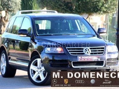 usado VW Touareg V10 TDI 5.0 313 CV Tiptronic 5p