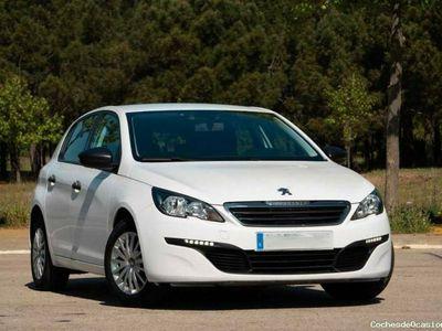 usado Peugeot 308 1.6hdi 100cv