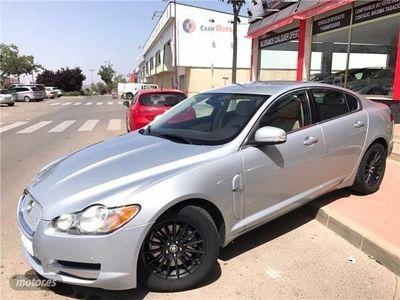 usado Jaguar XF 2.7D V6 Premium Luxury GRAN OCASION NACIONAL LIBRO