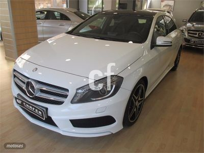 second-hand Mercedes A220 CDI BE AMG Sport 7G-DCT