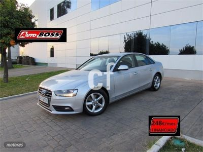 usado Audi A4 2.0TDI Advanced Edition DPF 143