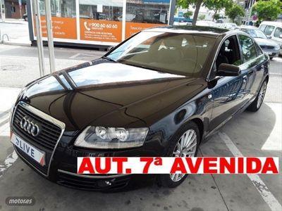 usado Audi A6 2.4 MULTITRONIC