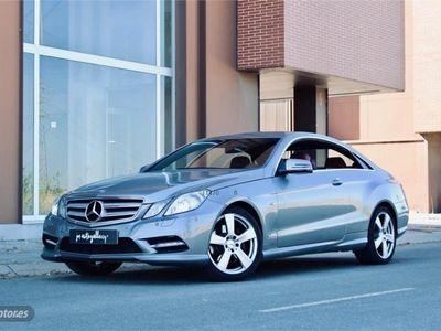 second-hand Mercedes E220 Coupé CDI 7G Plus (4.75)