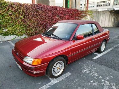 usado Ford Escort Cabriolet 1.6 Ghia