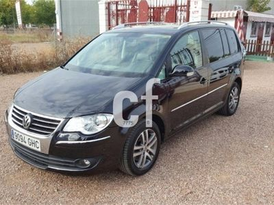 usado VW Touran 2.0 TDI 140 DSG Highline