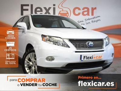 usado Lexus RX450h 450h Luxury 5p