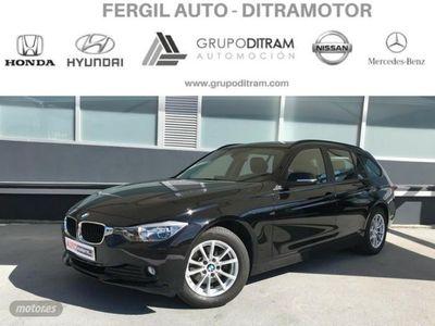 usado BMW 318 d Touring xDrive