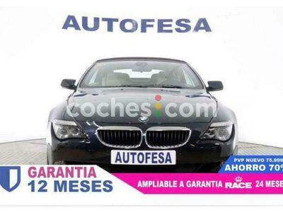 usado BMW 630 Serie 6 ia Coupé 272 cv en Madrid