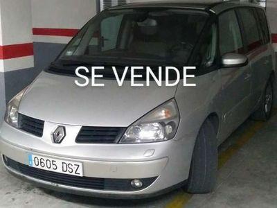 usado Renault Espace 2.2 dCi Privilege