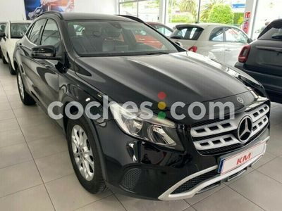 usado Mercedes GLA200 Clase Gla7g-dct 136 cv en Pontevedra