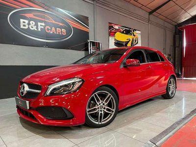 usado Mercedes A200 d 7G-DCT