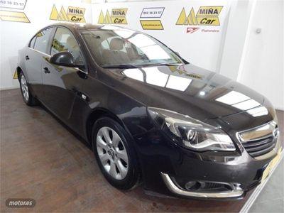 usado Opel Insignia 1.6CDTI SS ecoF 100kW 136CV Selective