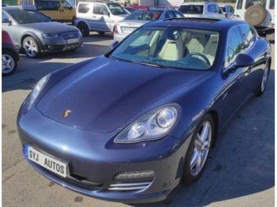 usado Porsche Panamera 4.8 v8 4S