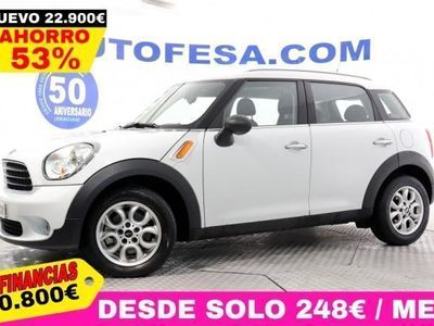 used Mini One D Countryman R60 One 1.6D 90cv 5p #LIBRO REVISION