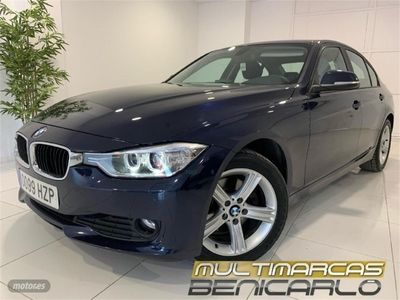 usado BMW 320 Serie 3 F30 Diesel Sport desde 290 euros/mes