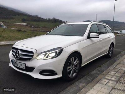 usado Mercedes E220 Estate BT 9G-Tronic