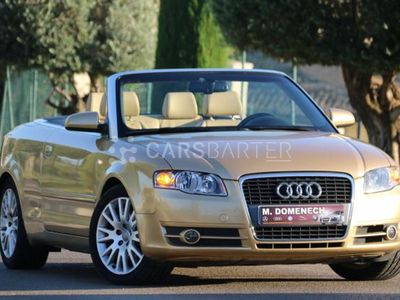 usado Audi A4 Cabriolet 1.8 T