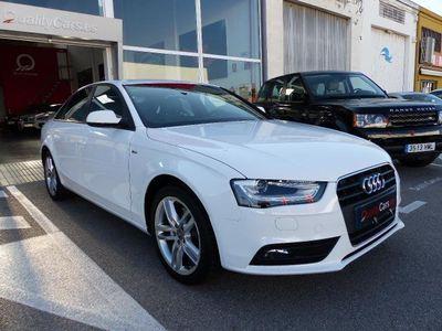 usado Audi A4 2.0 Tdi 143cv S Line Edition 4p. -13