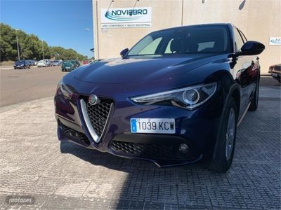 usado Alfa Romeo Stelvio Stelvio 2.2 Diesel 132kW 180CVRWD