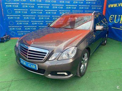 usado Mercedes E350 ClaseAvantgarde 7G
