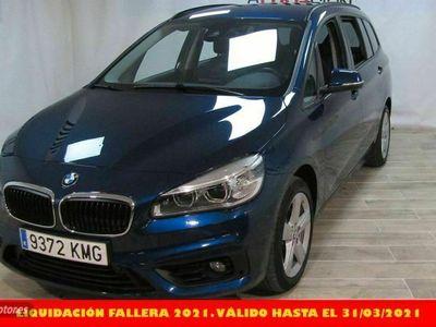 usado BMW 218 Serie 2 Gran Tourer i